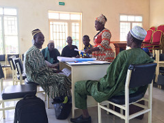 Exploring trade-offs and synergies in livestock value chain transformation in BurkinaFaso