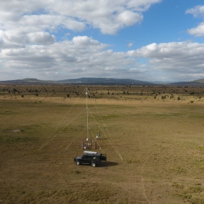 Strengthening African research infrastructure for greenhouse gasobservations