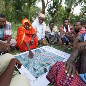 Participatory management strengthens governance, management and productivity ofrangelands
